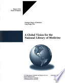 A Global Vision for the National Library of Medicine