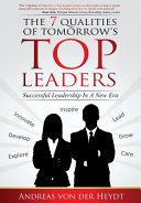 The 7 Qualities of Tomorrows Top Leaders Book