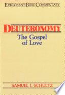 Deuteronomy  Everyman s Bible Commentary