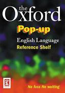 Oxford Pop-Up English Language Reference Shelf