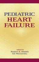 Pediatric Heart Failure