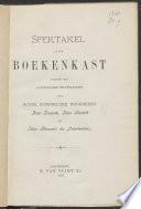 Spektakel In Een Boekenkast Door E Van Vliet Az