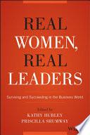Real Women  Real Leaders Book