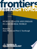 Human health and disease in a microbial world Book