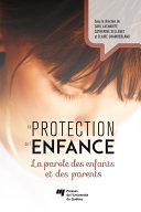 La protection de l'enfance