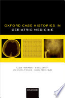 Oxford Case Histories in Geriatric Medicine Book
