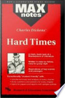Hard Times Maxnotes Literature Guides