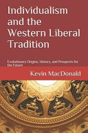 Individualism and the Western Liberal Tradition