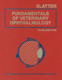 Fundamentals Of Veterinary Ophthalmology Book PDF