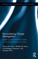 Reconsidering Change Management Pdf/ePub eBook