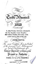 The Gentleman And Citizen S Almanack For The Year Of Our Lord