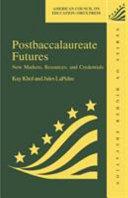 Postbaccalaureate Futures