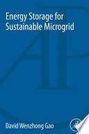 Energy Storage for Sustainable Microgrid Book
