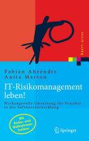 IT-Risikomanagement leben!