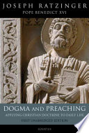 Dogma And Preaching Book