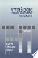 Network Economics Book