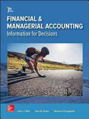 Financial and Managerial Accounting Book