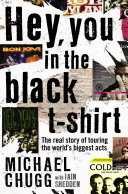 Hey, You In The Black T-Shirt