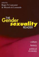 The Gender sexuality Reader