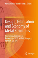 Design  Fabrication and Economy of Metal Structures
