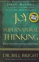 The Joy of Supernatural Thinking