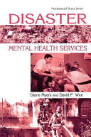 Disaster Mental Health Services
