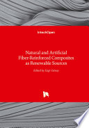 Natural and Artificial Fiber Reinforced Composites as Renewable Sources