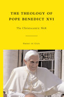 Pdf The Theology of Pope Benedict XVI Telecharger