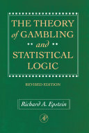 The Theory of Gambling and Statistical Logic, Revised Edition Pdf/ePub eBook