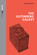 The Gutenberg Galaxy [Pdf/ePub] eBook