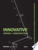 Innovative Design and Construction Book