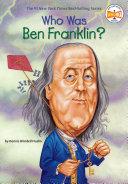Pdf Who Was Ben Franklin?