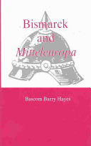 Pdf Bismarck and Mitteleuropa
