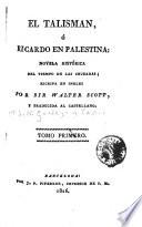 El Talisman Ricardo En Palestina
