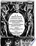 De angelorum custodia lib  II  Book PDF