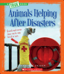 Animals Helping After Disasters Book