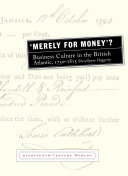 Merely for Money?