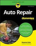 Auto Repair For Dummies Pdf/ePub eBook