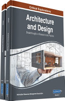 Architecture and Design: Breakthroughs in Research and Practice