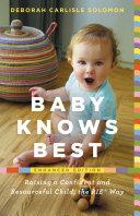 Baby Knows Best Pdf/ePub eBook