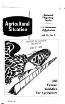 Agricultural Situation