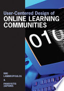 User-Centered Design of Online Learning Communities