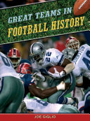 Great Teams In Pro Football History Book PDF