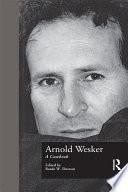 Arnold Wesker Book PDF