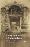 Pdf Henry James and the Supernatural Telecharger