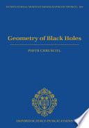 Geometry of Black Holes