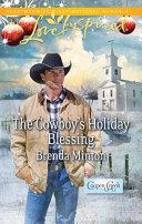 The Cowboy's Holiday Blessing Pdf/ePub eBook