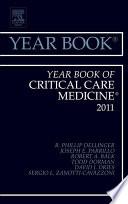 Year Book of Critical Care Medicine 2011 - E-Book
