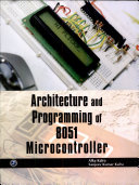 Architecture and Programming of 8051 Microcontroller