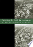 Greening The Built Environment